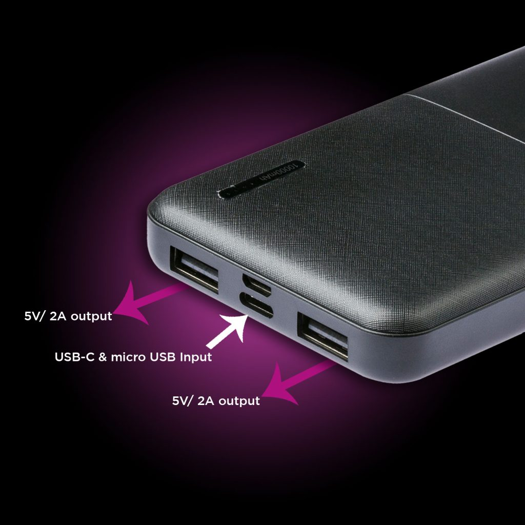 Powerbank 10.000mAh